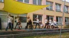 Taneční vystoupení Pomáda - žáci školy Don Bosco