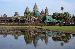 Angkor Vat – chrám v opravách