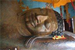 Buddhismus žije v Kambodži již staletí …