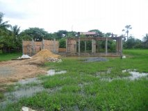 Stav školy na začátku srpna 2011