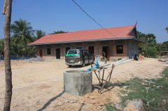 Stav školy v únoru 2012